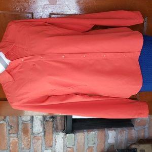 Patagonia Womens Snap Up Long Sleeve Shirt Size 12
